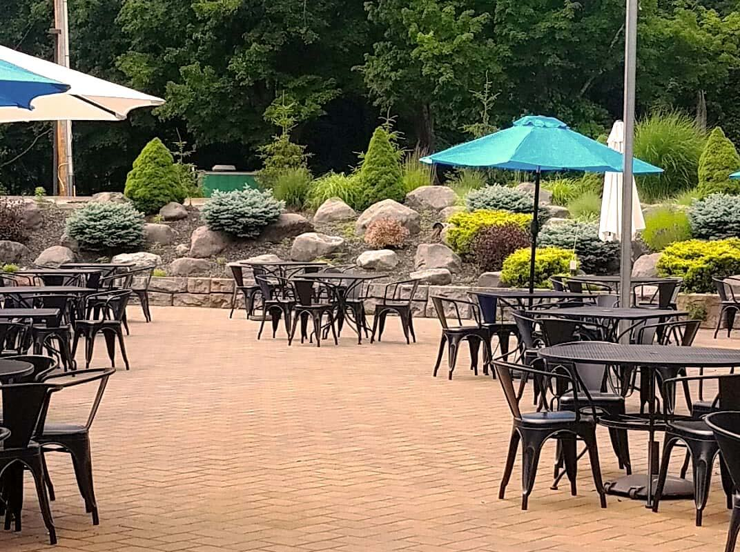 The Paper Mill Patio