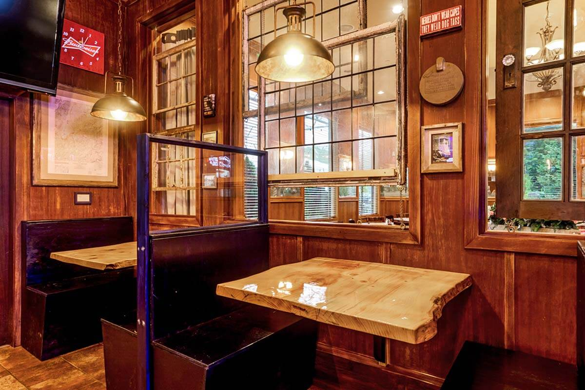 The Paper Mill Bar